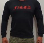 """Bluza JP """"FIRMA JP"""" black/red"""