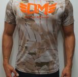 "T-shirt DM gym ""Champion"""