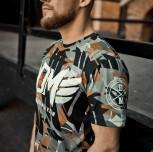 "T-shirt DM gym ""Treningowy Cyborg"""