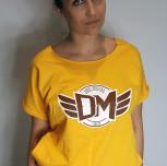 T-shirt/Tunika Dm żółta SMP