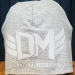 Czapka DM Classic szara/biały