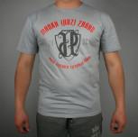 "( !! OUTLET !! ) T-shirt ""Marka Ludzi Zasad"" szary"