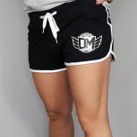 Spodenki DM damskie czarne