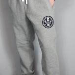 """Spodnie dresowe DM """"Logo"""" szare"""