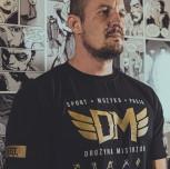 """T-Shirt DM """"TCM"""""""