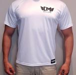 """T-shirt DM """"Trening"""" biały"""