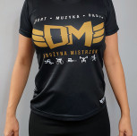 """T-shirt DM """"Trening"""" damski"""