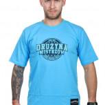 T-shirt Drużyna Mistrzów niebieski