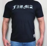 """T-shirt JP """"Firma"""" silver"""
