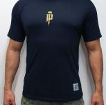 "T-shirt JP ""SUBtel"" czarny"