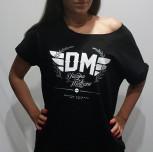 Tshirt DM czarny