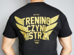 "T-shirt DM ""TCM"" gold"