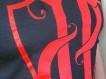 """T-shirt JP """"PKIUZ"""" red"""