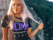 "T-shirt DM ""TCM GIRL"""