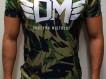 "T-shirt DM gym ""Leśny Snajper"""