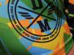 "T-shirt DM gym ""Tropikalny Monsum"""